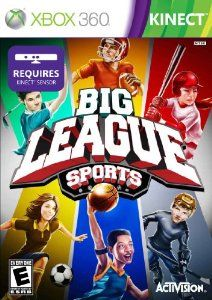 Big League Sports For Kinect Xbox 360 Video Games Pinterest