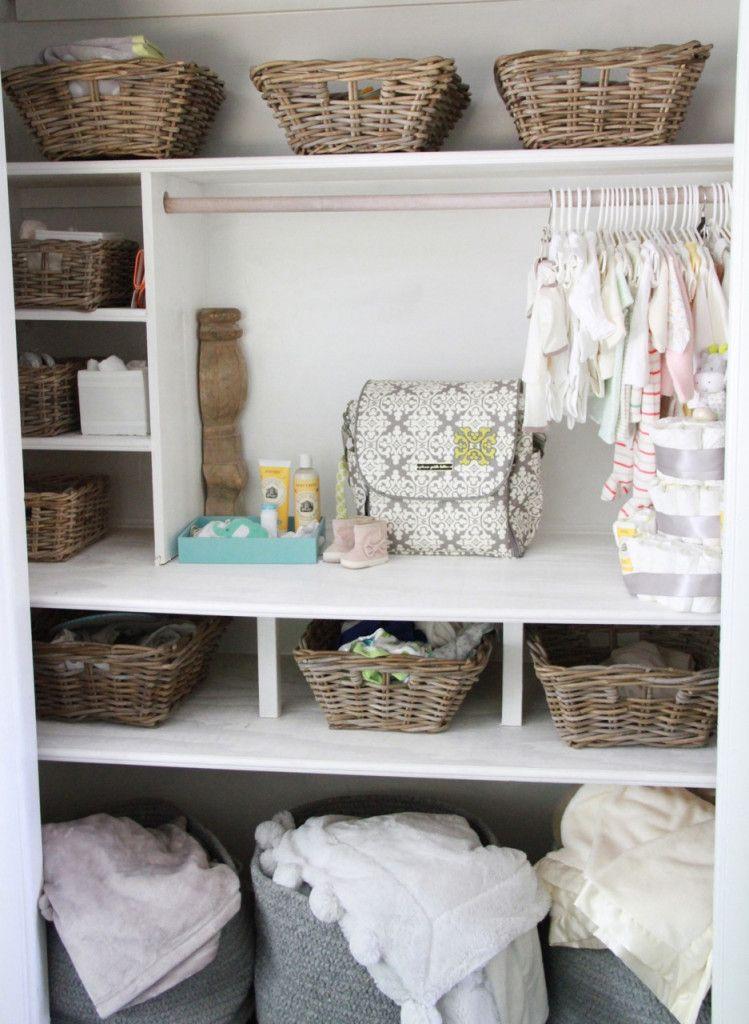 Ideas para organizar la habitaci n del beb ambientes - Organizar habitacion infantil ...