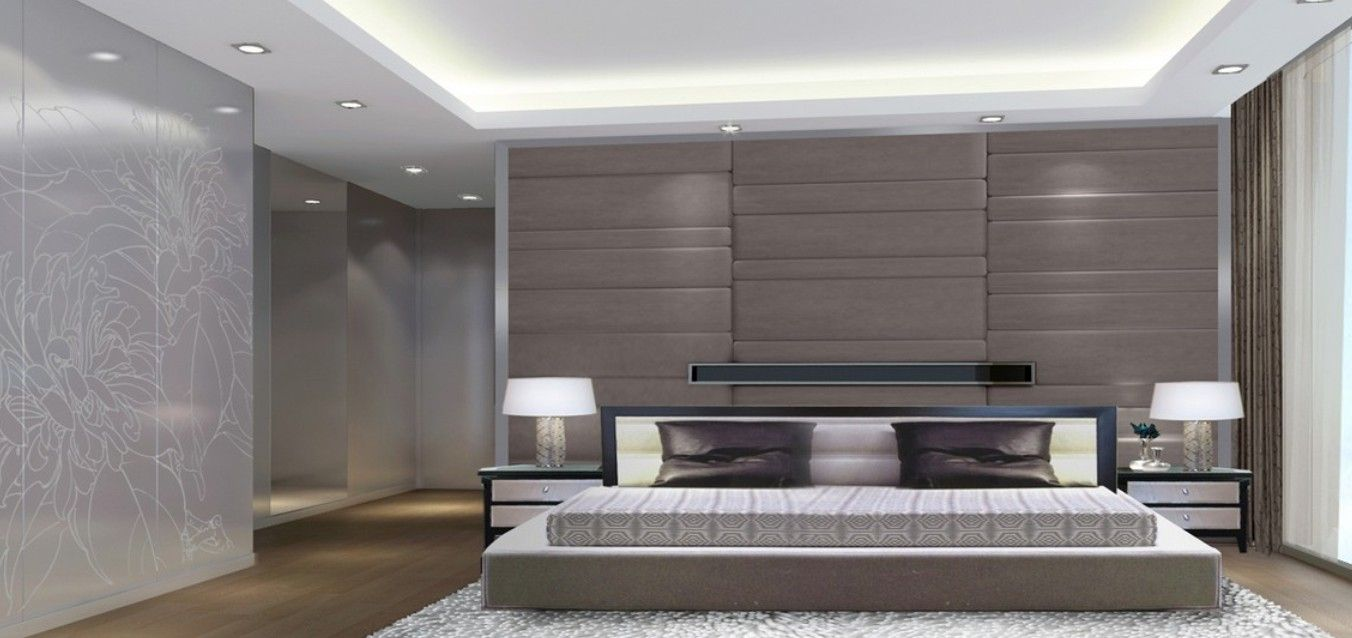 Modern minimalist master bedroom minimalist master bedroom for Minimalist bed design