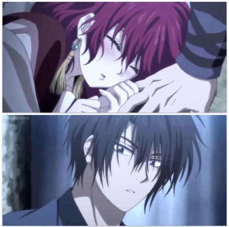 Akatsuki No Yona Ova 2 Akatsuki No Yona Akatsuki Romantic Anime