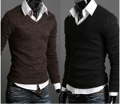 Compra cheap mens sweaters online al por mayor de China