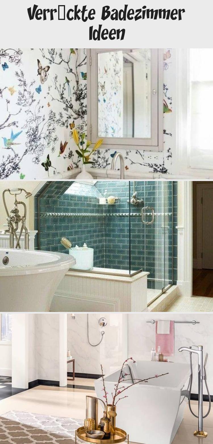 verrückte badezimmer ideen  badezimmer badezimmer tapete