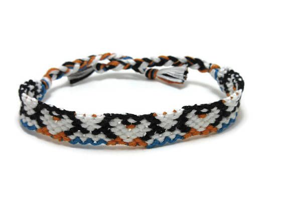 Hy Penguins String Friendship Bracelet Penguin Jewelry