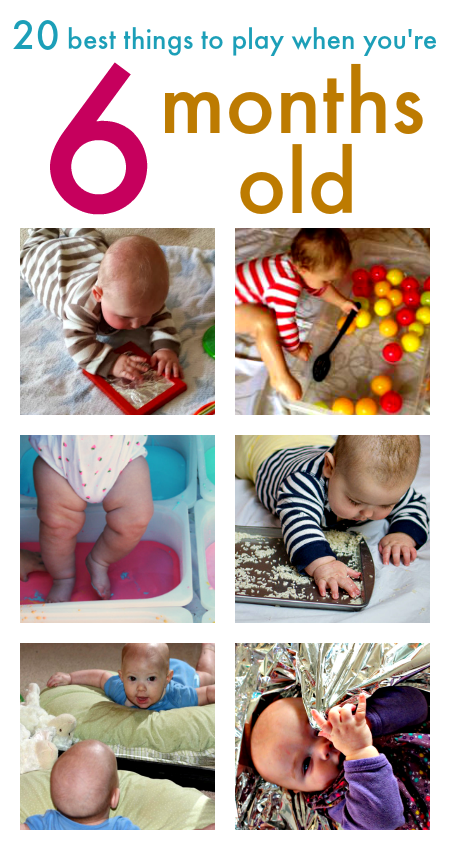 Baby Play Ideas Baby Sensory Play Ideas For Babies Who Can Sit Up 6 Month Old Baby Play Activities