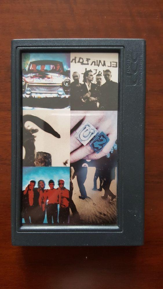 U2 Achtung Baby DCC Netherlands 1992 510 347-5