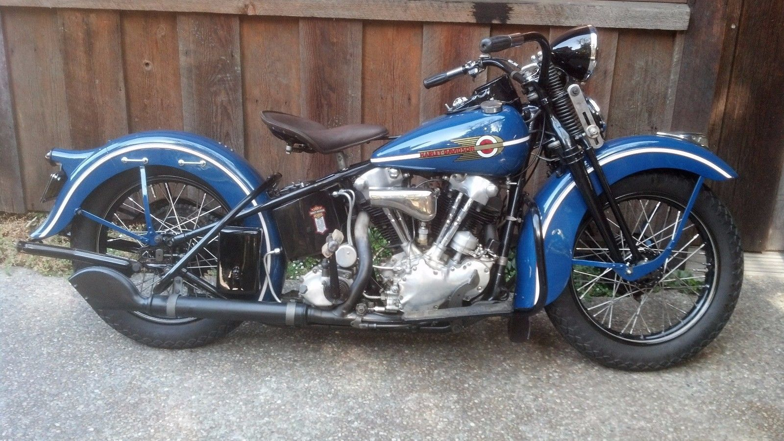 1938 Harley Davidson Other Harley Davidson Knucklehead Harley Davidson Motorcycles Harley Davidson