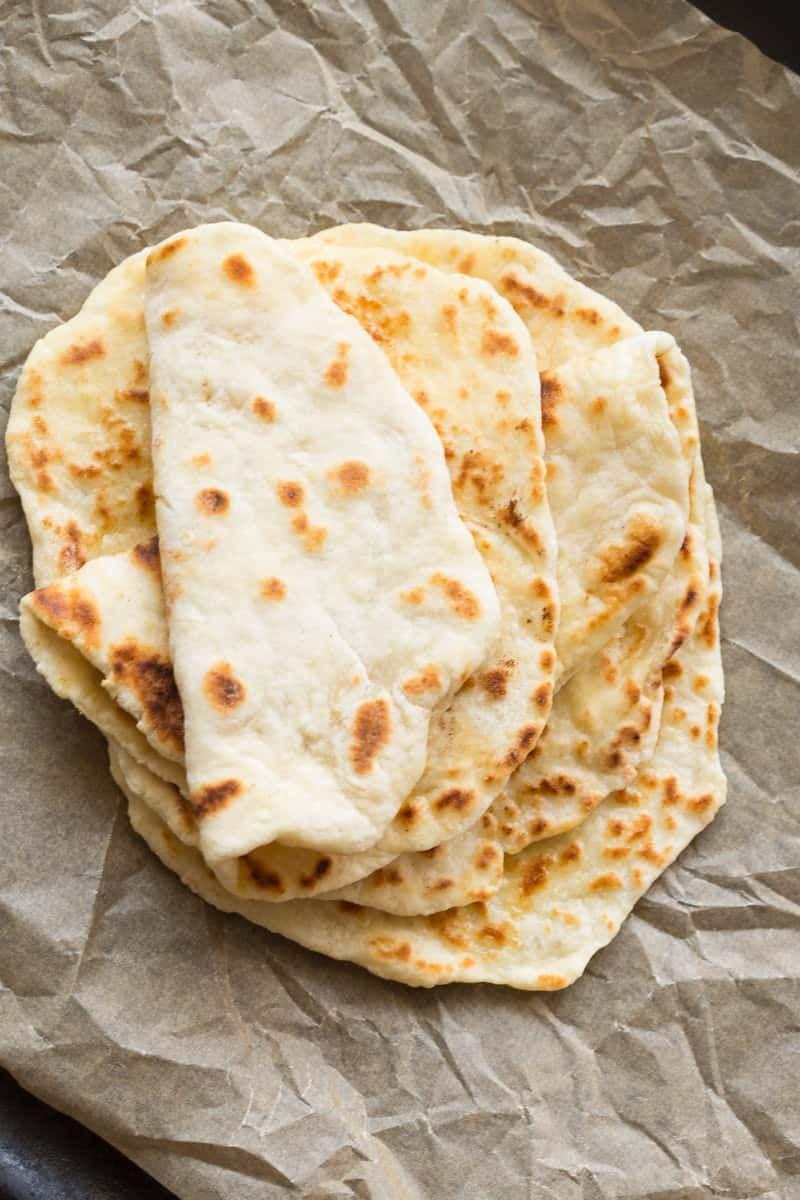 2 ingredient flatbread no yeast the big mans world