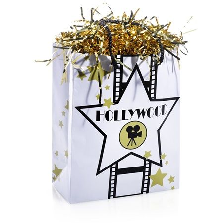 Hollywood Action! Gift Bag-Prom Favors | Prom Favors | Pinterest ...