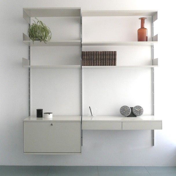 dieter rams 606 universal shelving system for vits 1960 furniture example s m bel. Black Bedroom Furniture Sets. Home Design Ideas