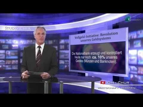 Vollgeld-Initiative: Revolution unseres Geldsystems | 15. Juni 2014 | kl...