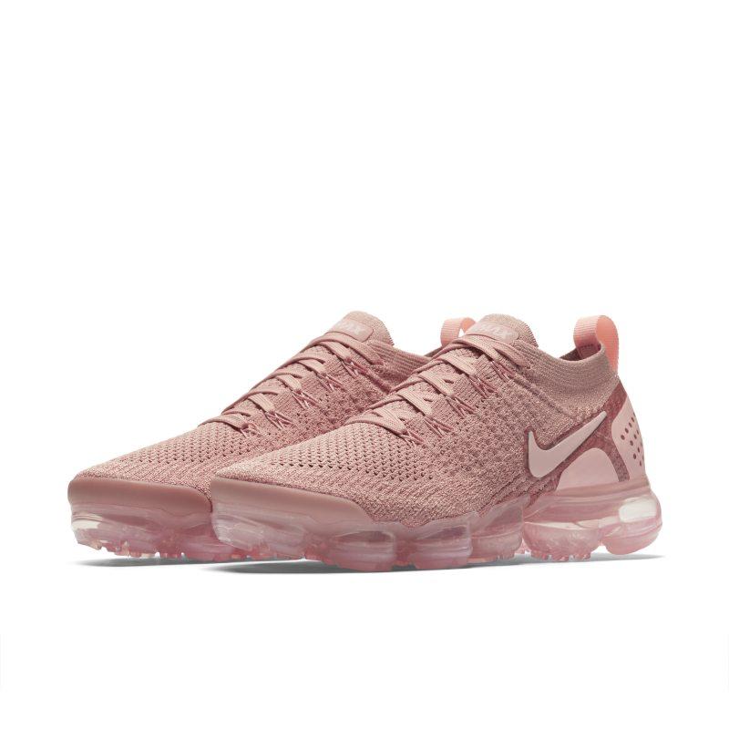36dd1ac7af533 Nike Air VaporMax Flyknit 2 Women s Running Shoe - Pink