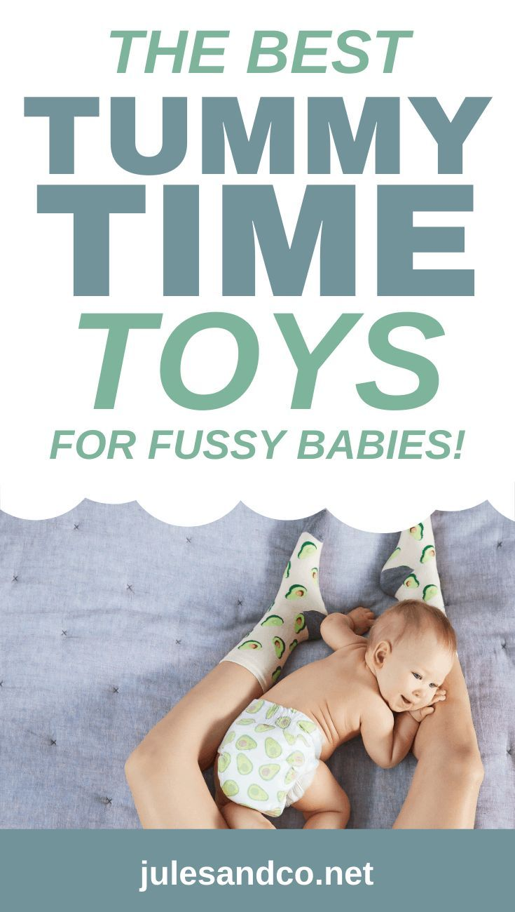 The Best Tummy Time Toys and Tips to Keep Your Baby Happy ...