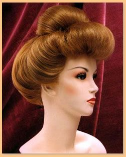Miss Andrew Wigboys Period Wigs  1900 s Women s  83e2082dfb