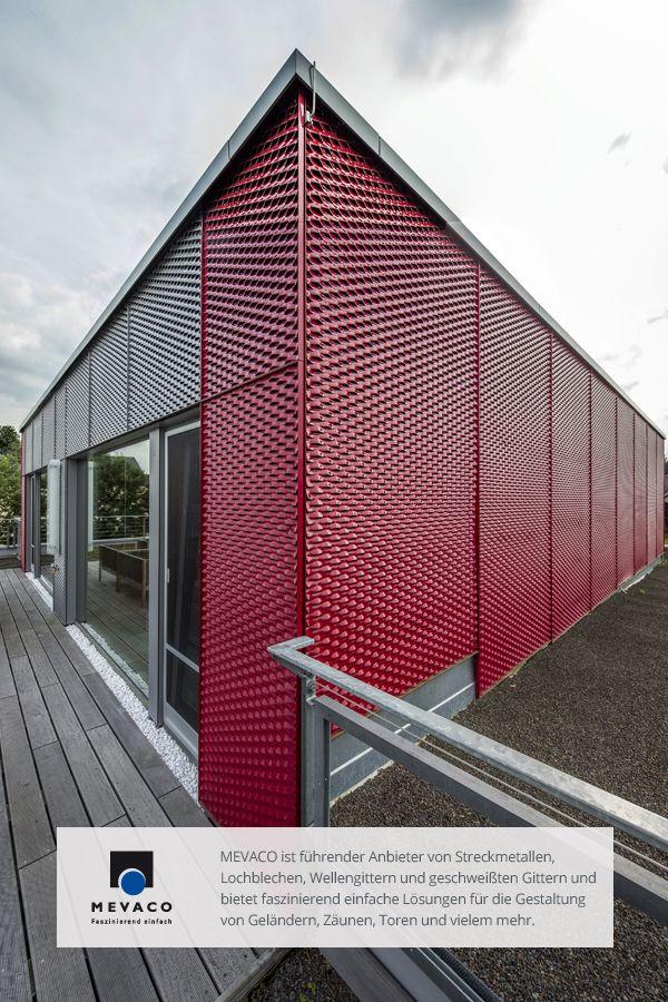 In seinem Seminarhaus Arnsgrün verwendete Architekt Alfred Görstner ...