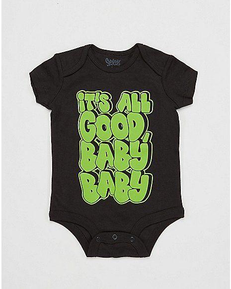 It's All Good Baby Baby Bodysuit - Spencer's