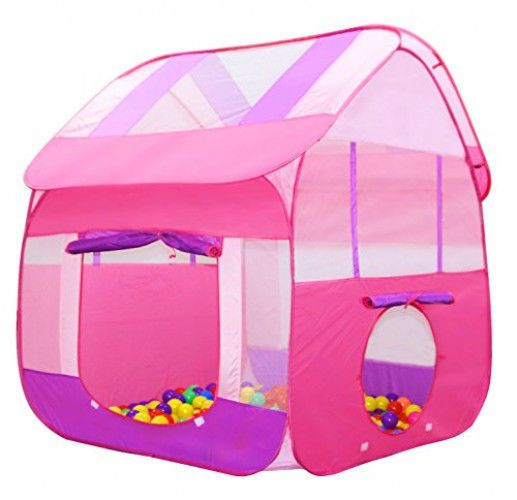 Play Tent For Girls Pop Up Play House Giant PlayHouse Tent Indoor/Outdoor Use US  sc 1 st  Pinterest & Play Tent For Girls Pop Up Play House Giant PlayHouse Tent Indoor ...