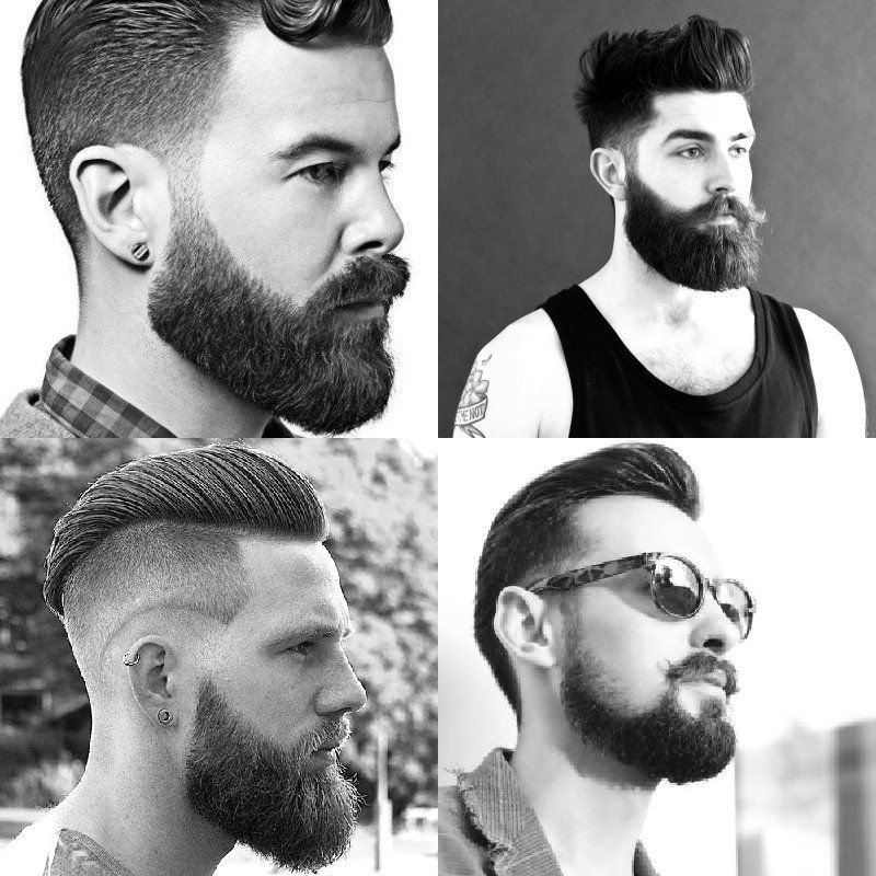 How to Trim a Beard The Right Way Beard neckline