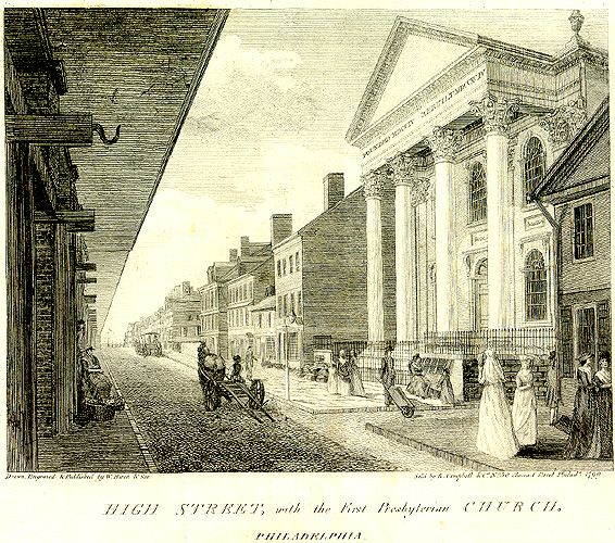 During the yellow fever epidemic of 1793, Philadelphia authorities ...