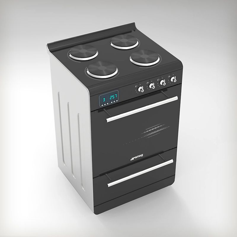 Cocina el ctrica con horno el ctrico de percomin i c s a for Cocinas con horno electrico