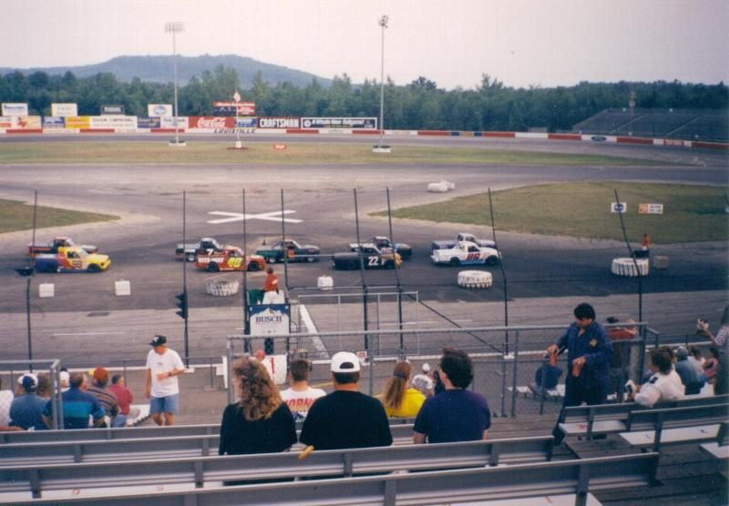 Louisville Motor Speedway was a 3/8-mile race track located in Louisville,