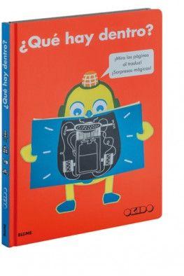 Qu hay dentro de okido studio este libro otorga a for Espejos para ver a los bebes en el coche