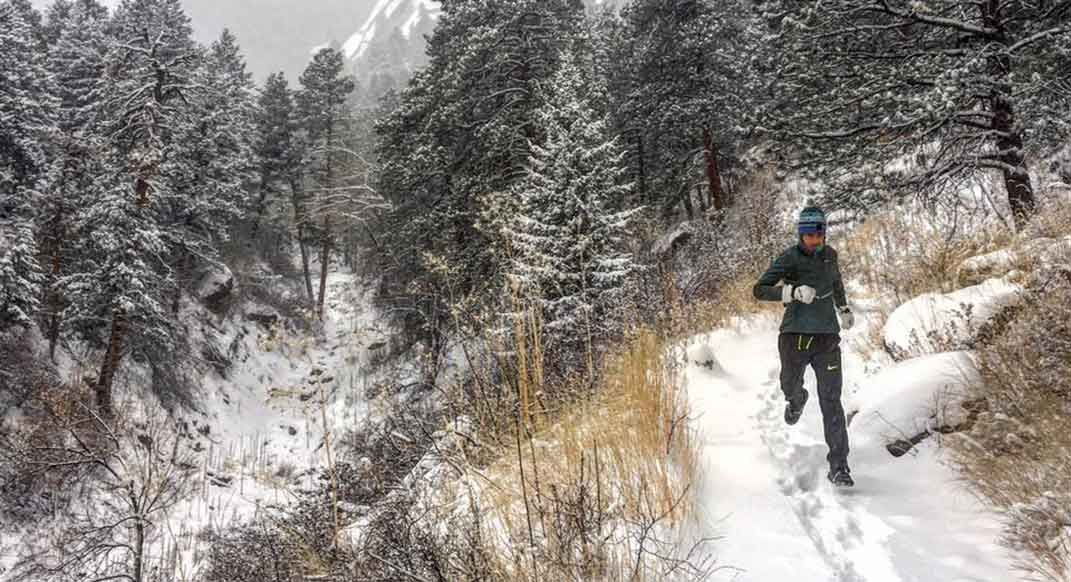 The Importance of Injury Prevention in Winter. runners