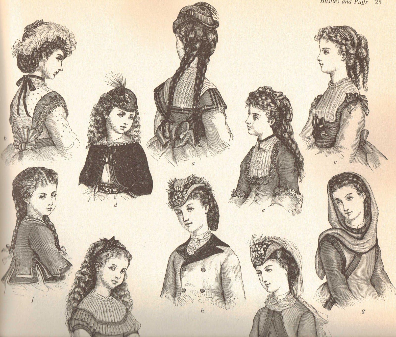 Peachy Victorian Nonsense Victorian Hairstyles Tutorial Leviathan Hairstyles For Women Draintrainus