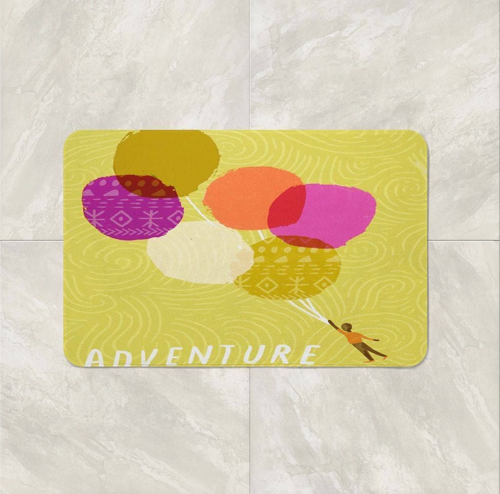 Adventure' balloons