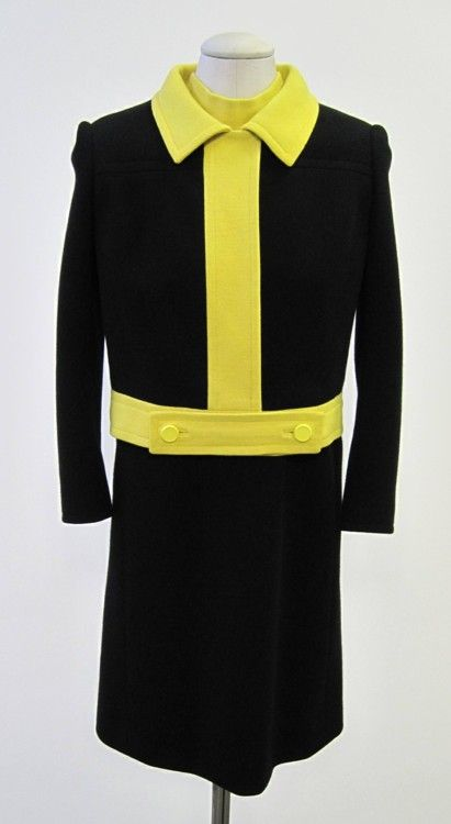 Dress Suit  Yves Saint Laurent, 1966  The Indianapolis Museum of Art