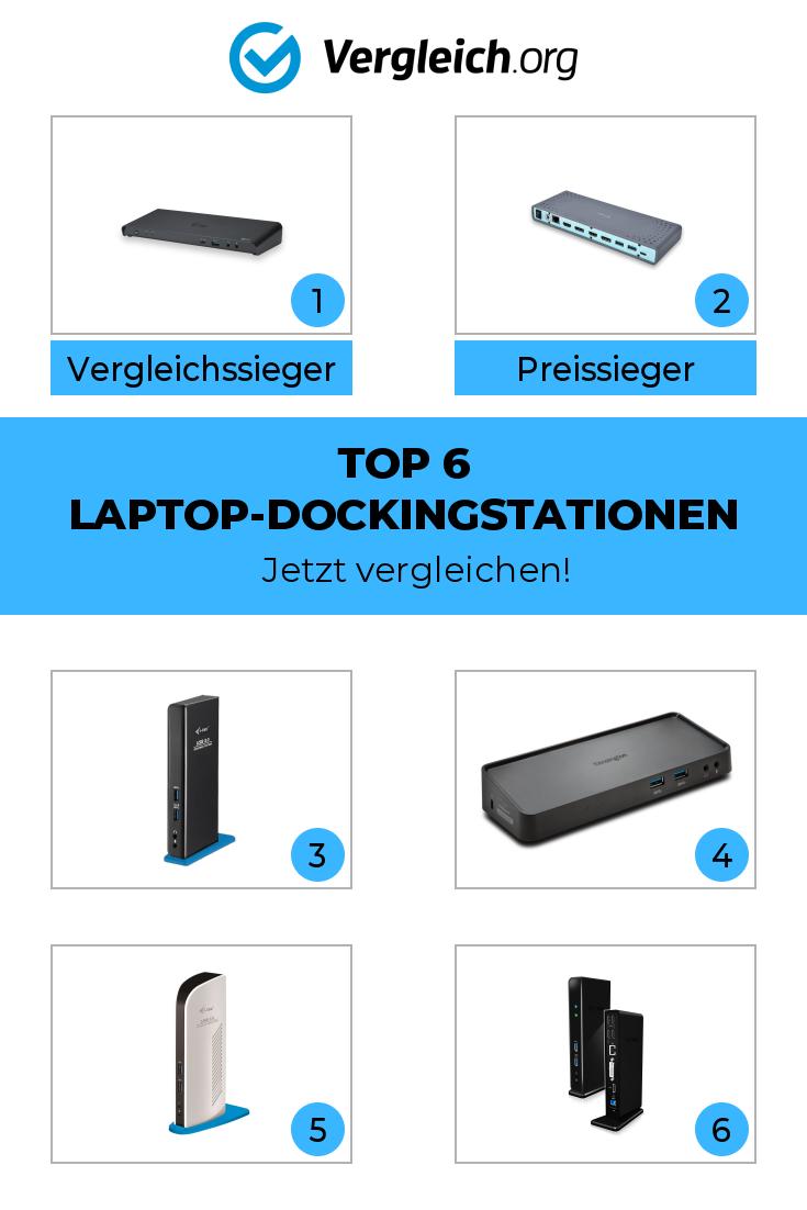 Top 6 Laptop Dockingstationen In 2020 Dockingstation Laptop Elektronik