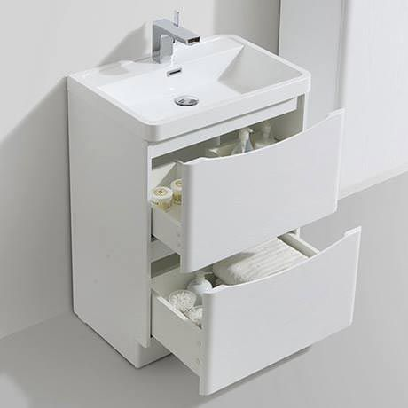 16+ Freestanding vanity unit bq inspiration