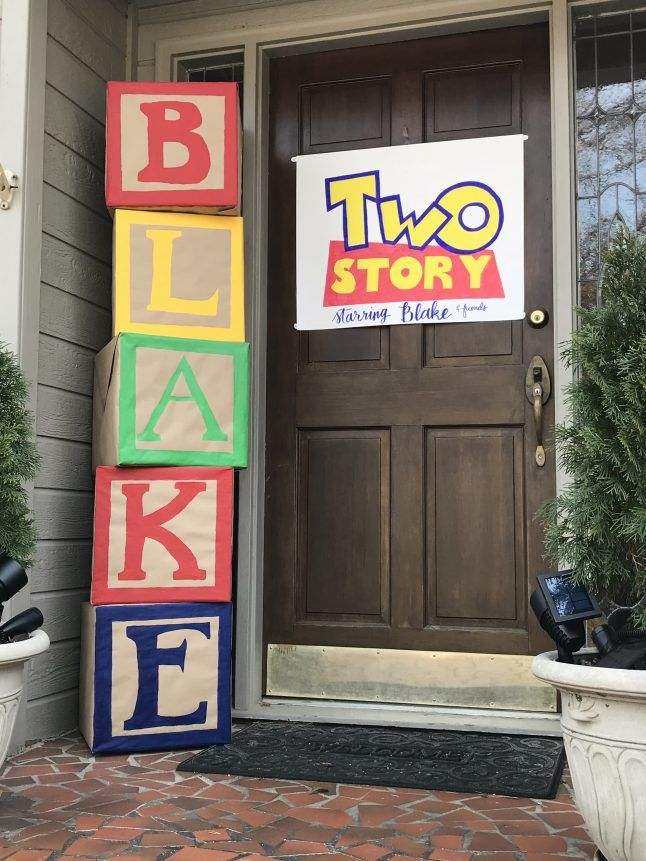 Toy Story Birthday Party Decoration Ideas – Sarah in the Suburbs