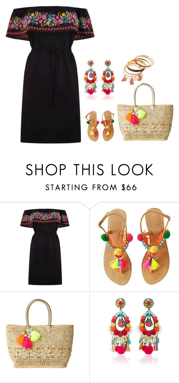 """""""Cruise Trip"""" by kiaracmccarthy on Polyvore featuring Oasis, Lilly Pulitzer and Ranjana Khan"""