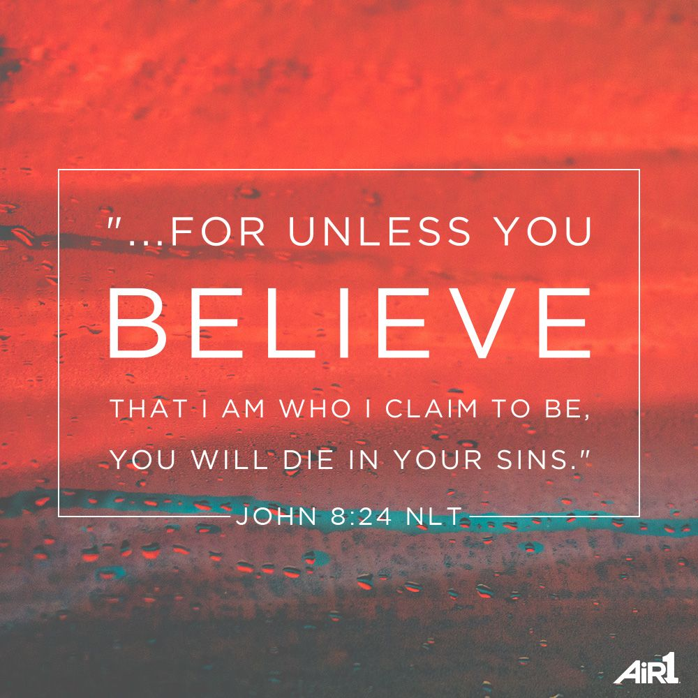 #VOTD #Bible #Believe #Salvation #HeIsTheLord   Inspirational quotes god, Verse of the day ...