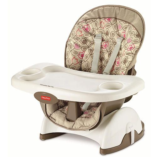 Fisher-Price Space Saver High Chair Cover - Tulip ...