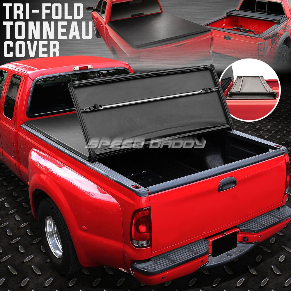 Details about FOR 0216 DODGE RAM 6.5' SOFT TRIFOLD