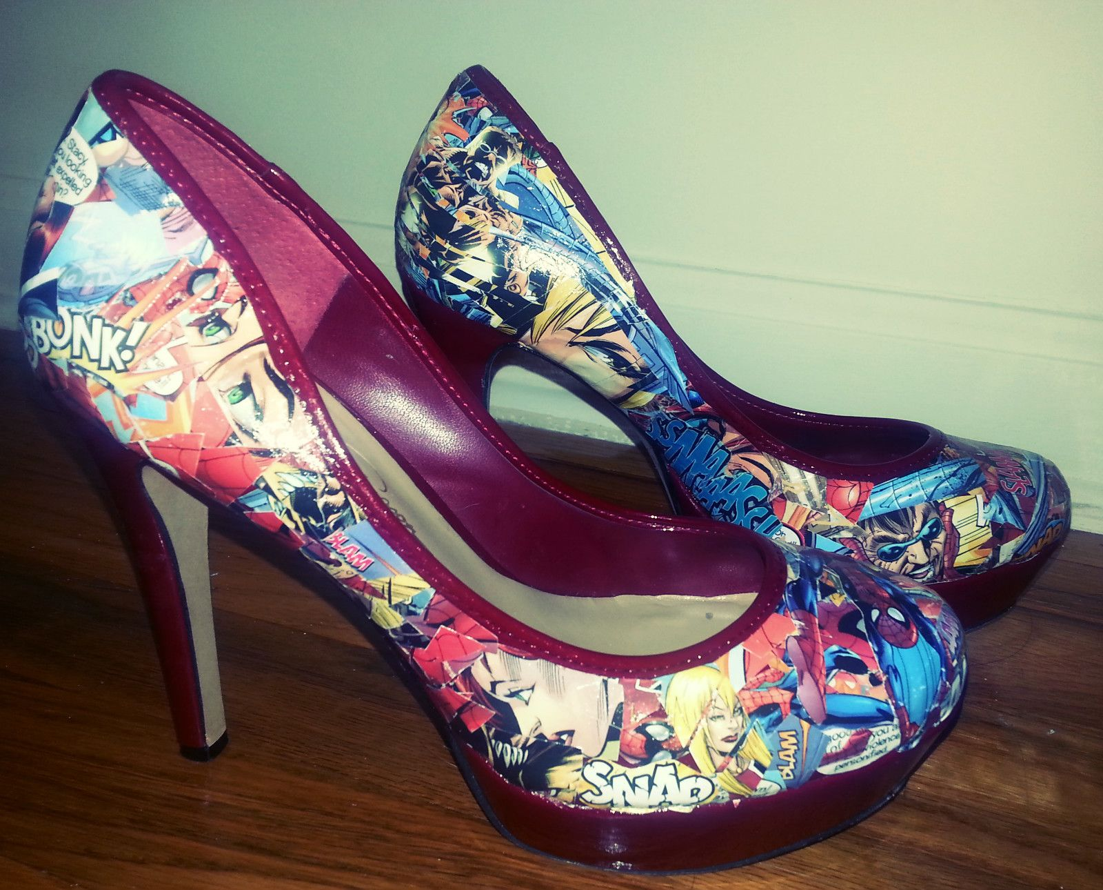 Pin by My Sunshine Room on Decoupage Shoes | Decoupage ...