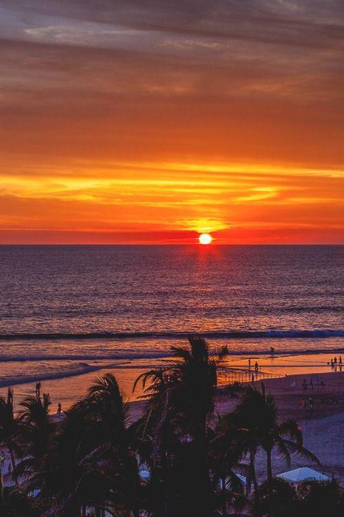 Tumblr Acapulco Paisaje Atardecer Paisajes Playa Acapulco