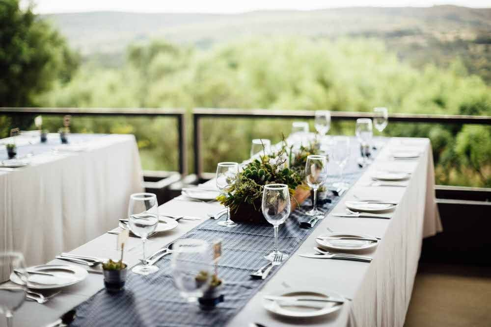 Le Sel at The Cradle Wedding Venue South Africa Groom In Kilt Jennifer Moyes Photography