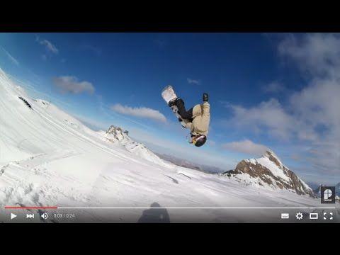 Protest in norvegia con miikka hast - Snowboard snowboard Surftribe