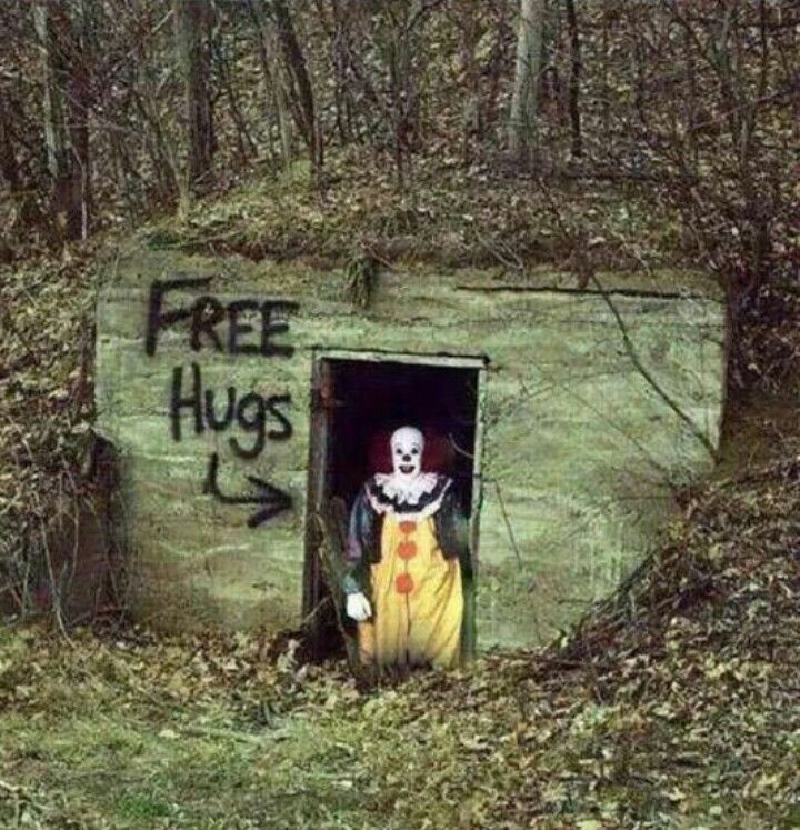 Free Hugs, By Pennywise