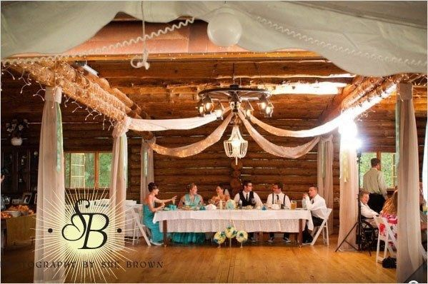 Northern Michigan Wedding Iris Hills And Occasions Ludington MI Log Barn