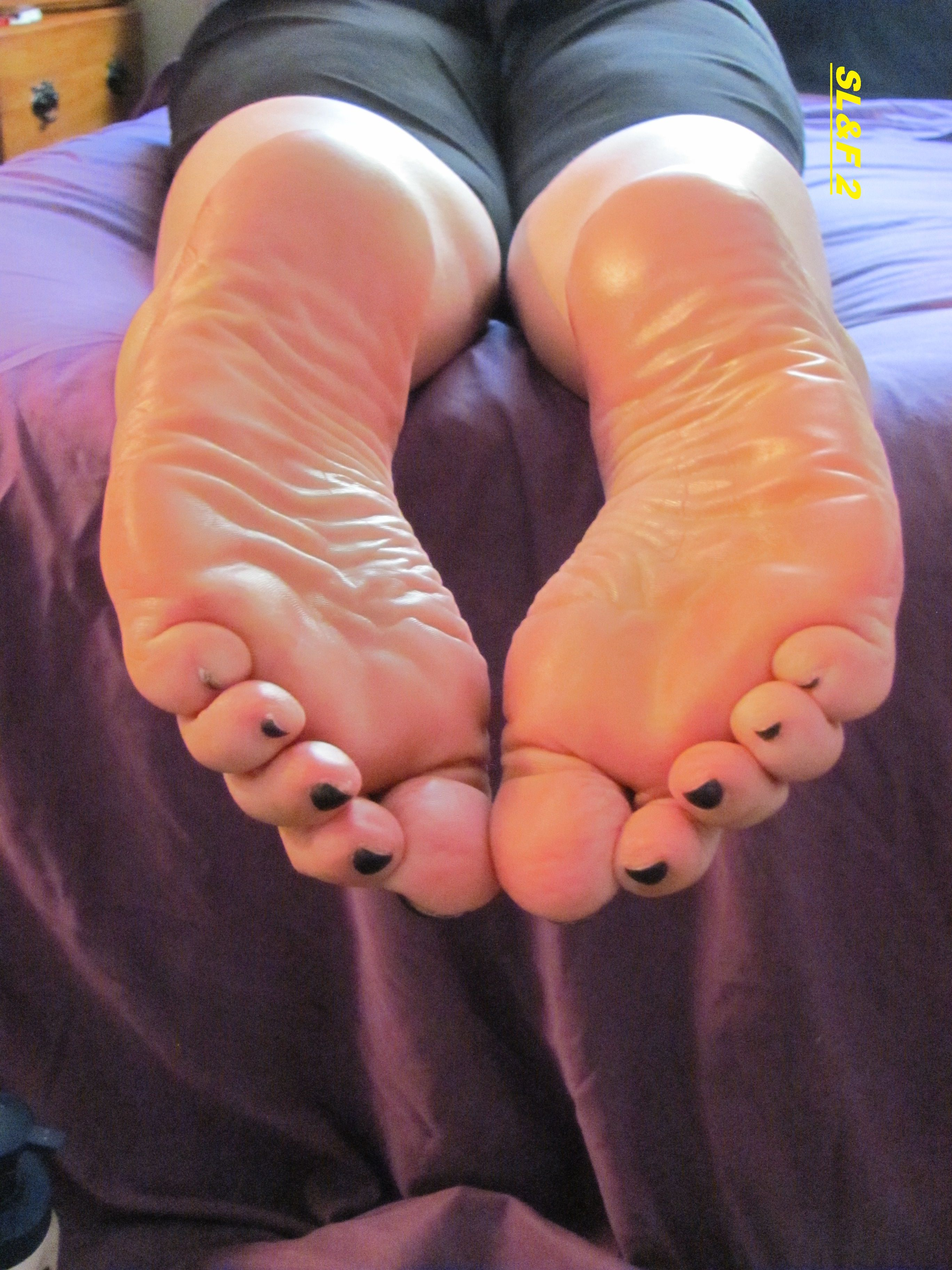 Wifes sexy feet