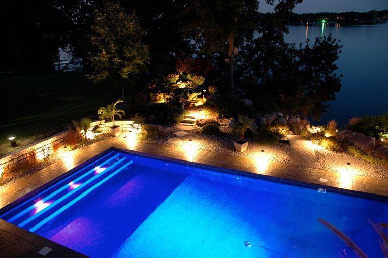 Adding Pool Lighting Clearwater Swimming Pool Tampa Bay Pool