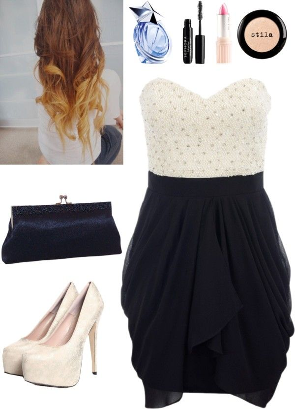 """""""Tenue pour les NMA ♡"""" by swaaaagbaby ❤ liked on Polyvore"""