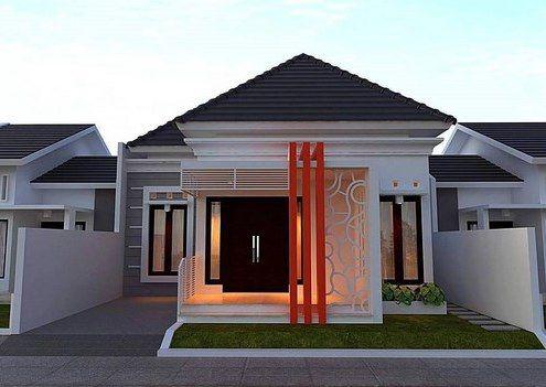 desain rumah minimalis modern 2 lantai (dengan gambar