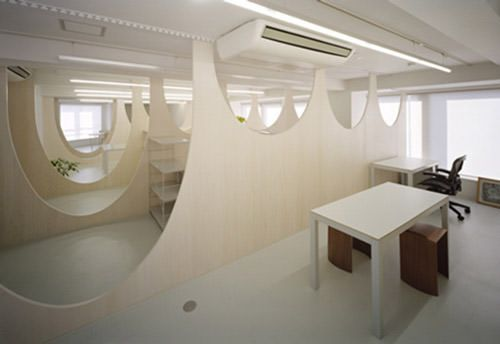 Nendo Tokyo Japan The Japanese Designer Office Is Located Near Meguro River In This Modern Space Consist Meeting