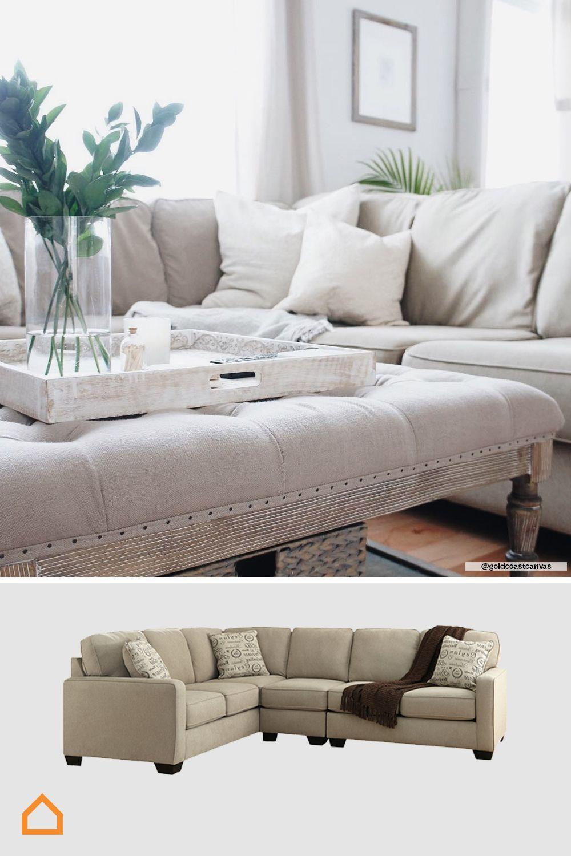Best Alenya 3 Piece Sectional Zen Living Rooms Living Room 640 x 480