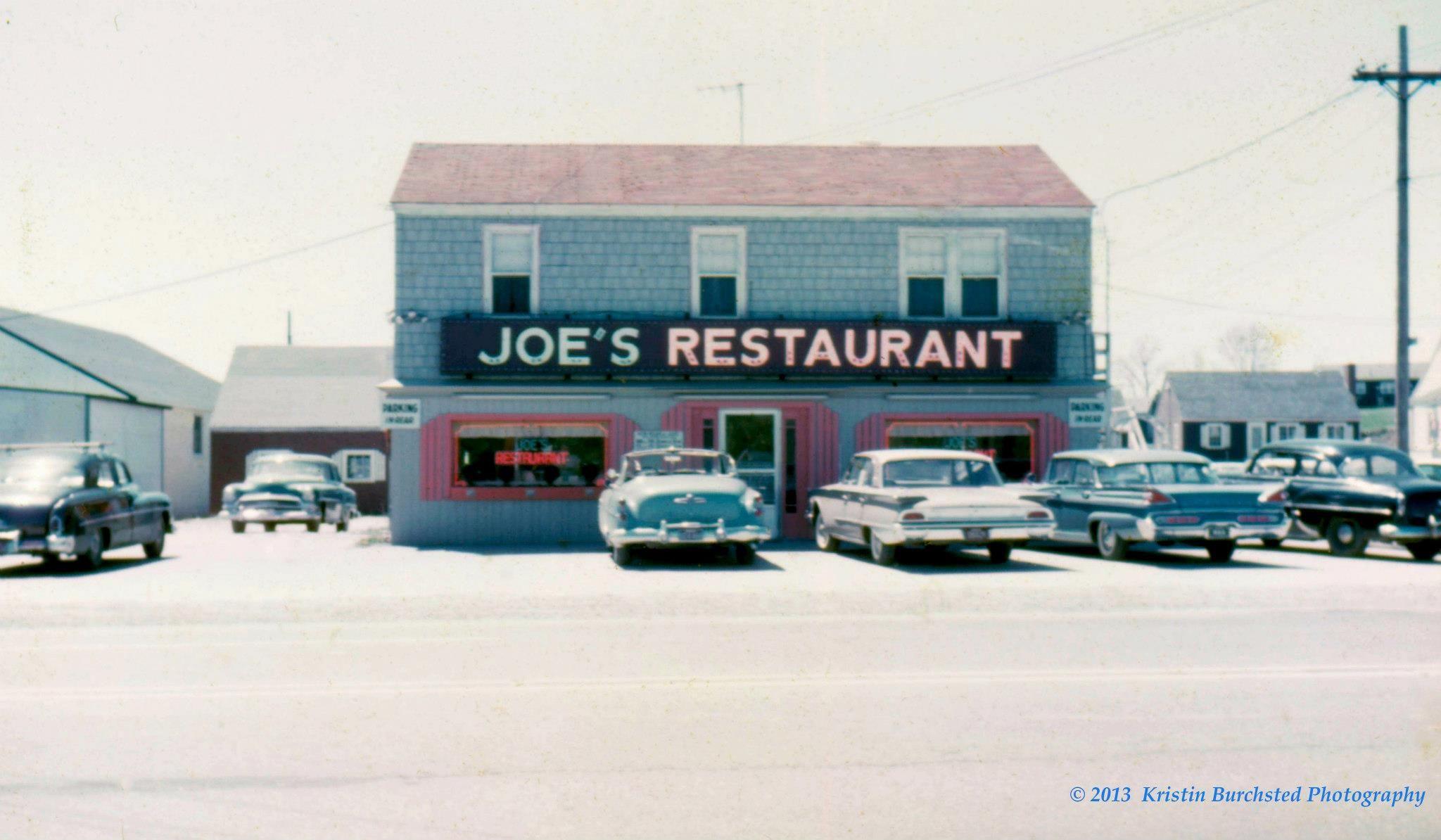 Salem Woodbury School Alumni Joe S Restaurant Rt 28 Ca 1960
