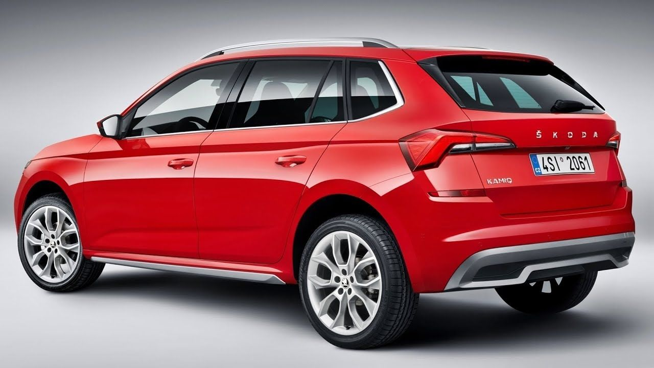 2020 Skoda Kamiq Review Design Features Interior Powertrains